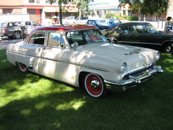 1953 Monarch Custom