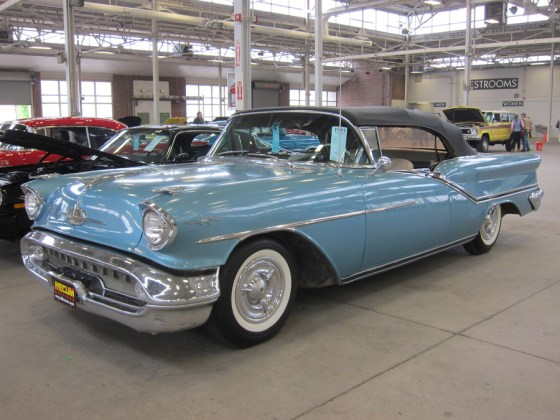 1957 Oldsmobile Ninety Eight a