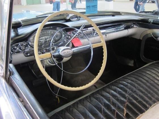 1957 Oldsmobile Ninety Eight d