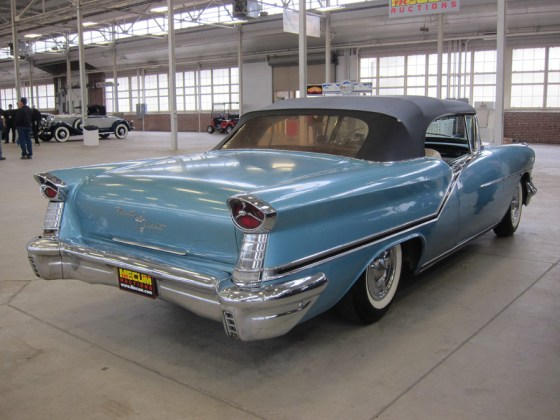 1957 Oldsmobile Ninety Eight f