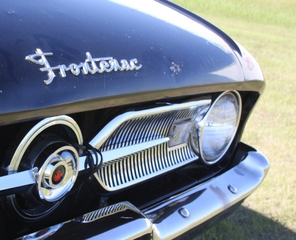 1960 Frontenac grill