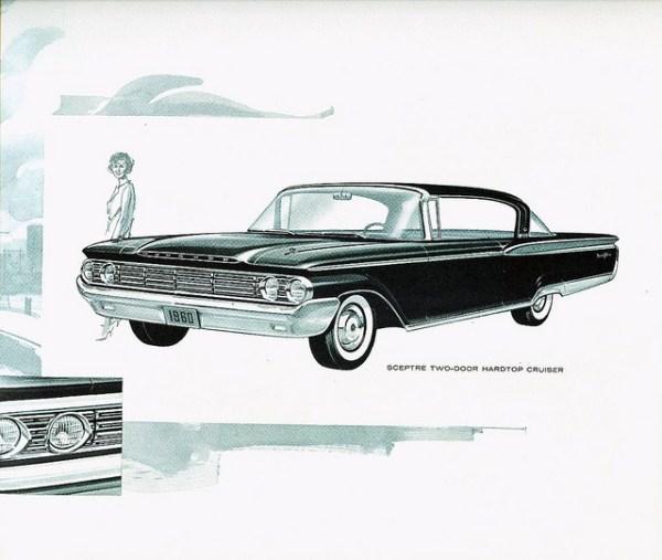 1960 Monarch Sceptre