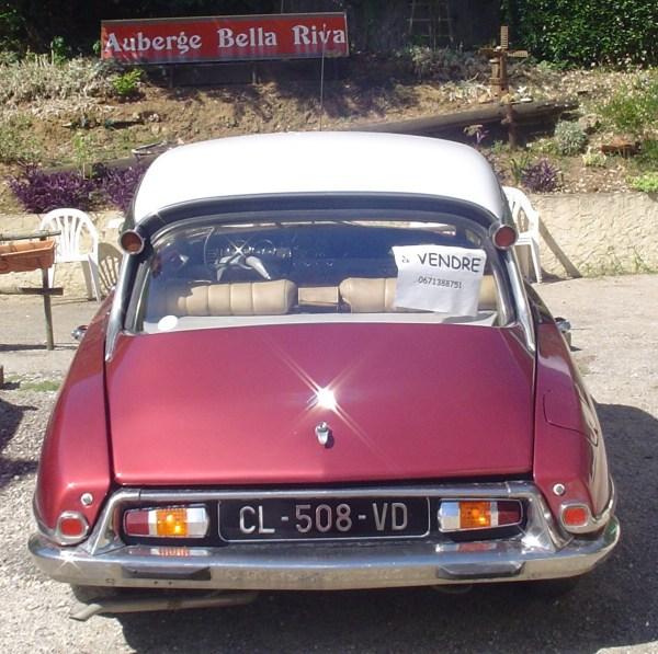 1966 Citroen ID.1