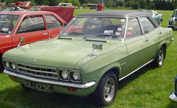 1972 Ventora FD.2