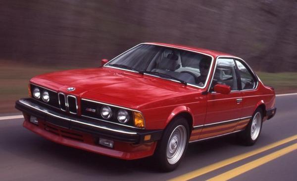 1987 M6 quarter motion