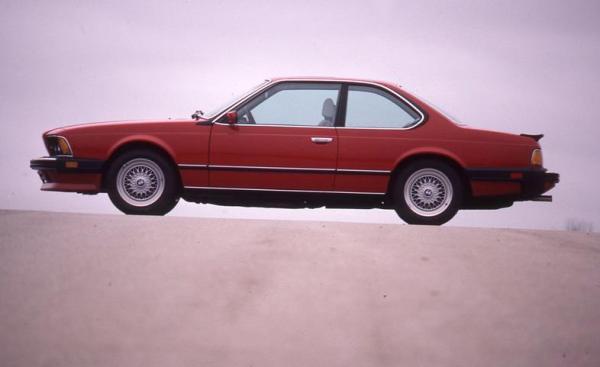 1987 M6 side