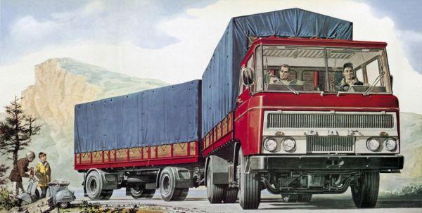 DAF 2600 Charles Burki