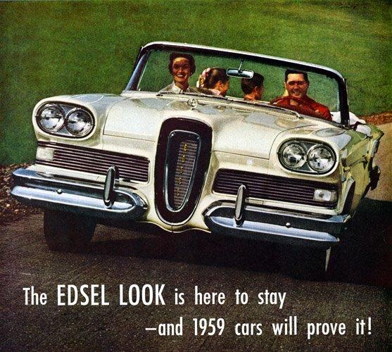 Edsel 1958 Citation