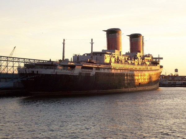 SS United States rqMP