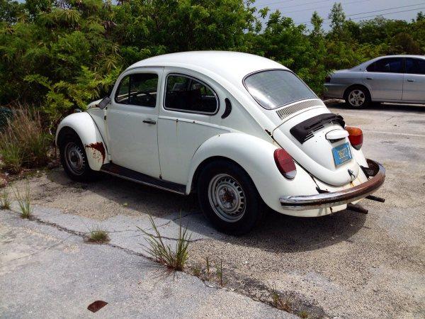 VW Brazilian Type 1 1200