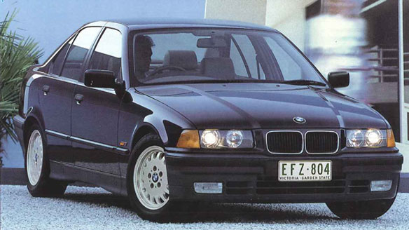 Curbside Classic: 1994 BMW 325i (E36) – Have We Moved On?