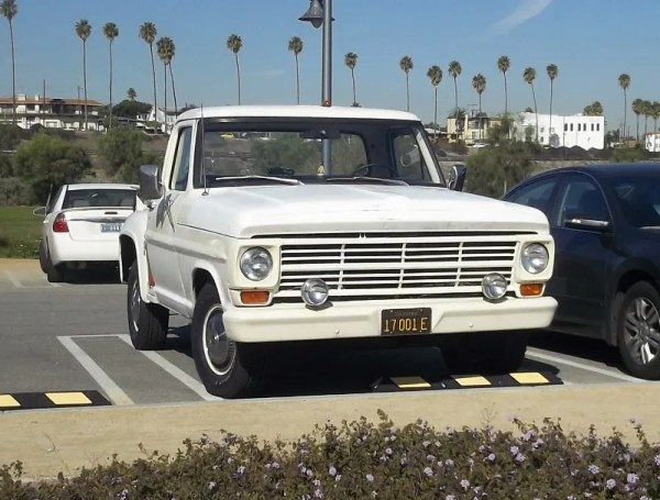 1968 Ford Pick up Grille