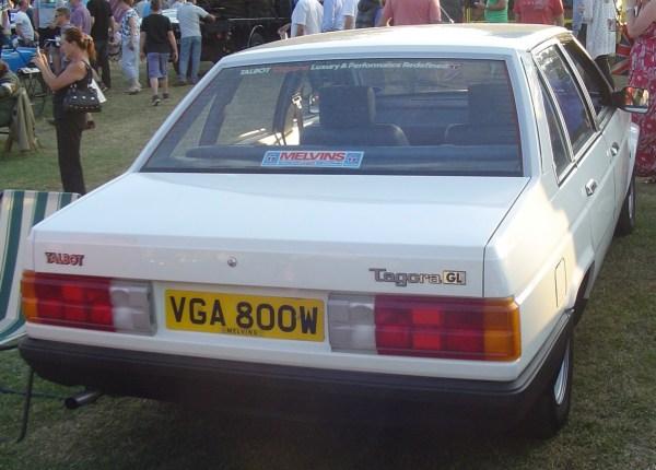 1981 Talbot Tagora GL-1