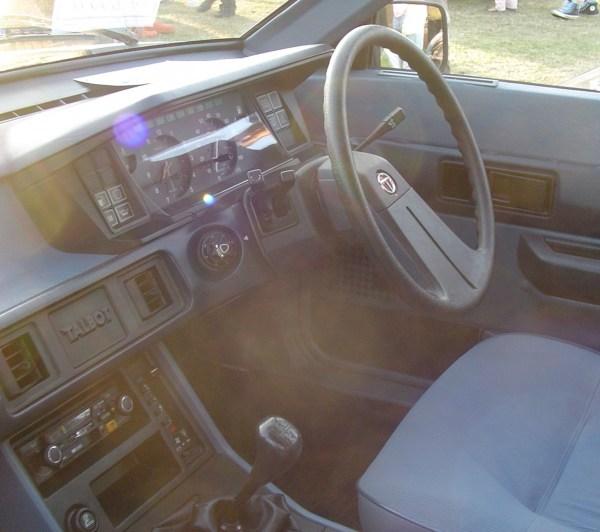 1981 Talbot Tagora GL-2