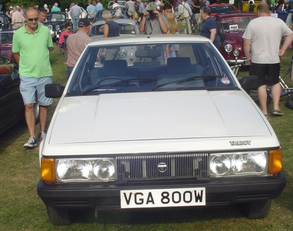 1981 Talbot Tagora GL-3