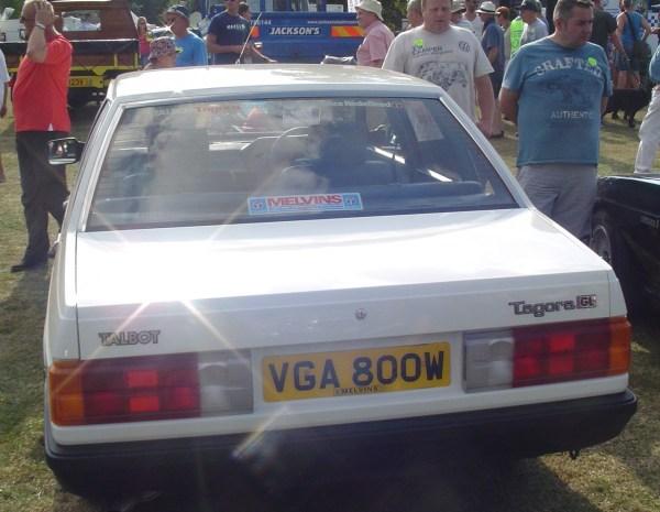 1981 Talbot Tagora GL-5