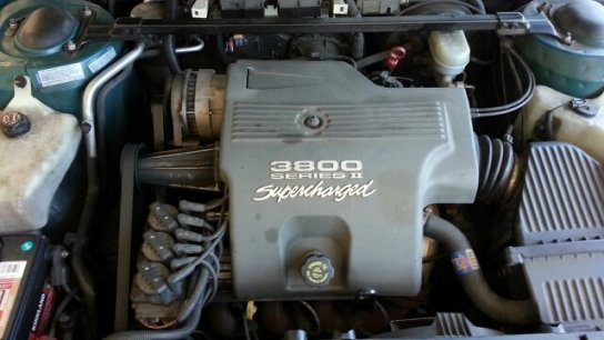 3800 Series II Supercharged
