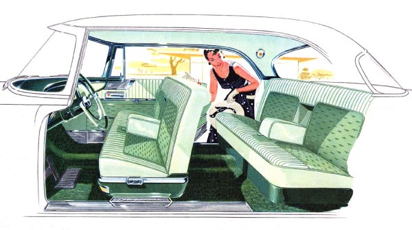 56 Southampton 4door interior