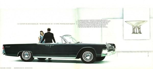 Continental 1963 conv black