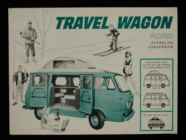 Ford Econoline Travel Wagon
