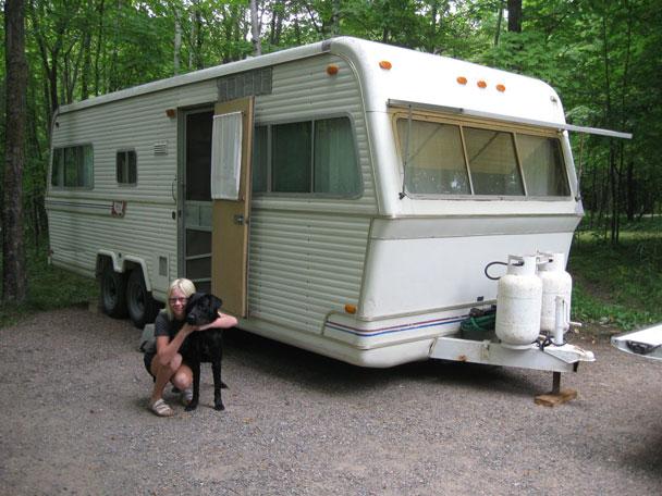 Holiday Rambler Travel Trailer Brakes