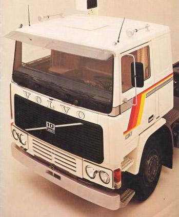 Volvo F10 1977