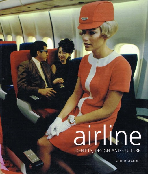 airline identity, design and culture book cover The Trad