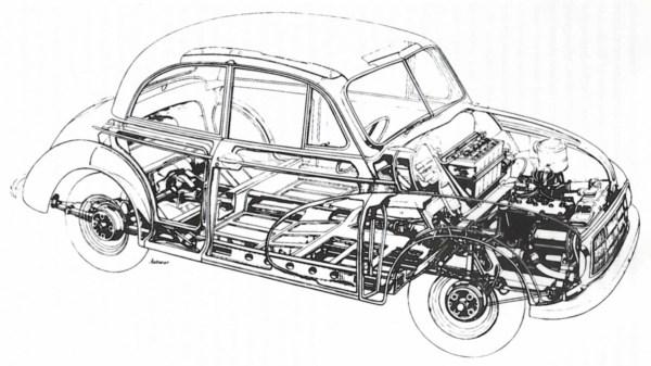 minor cutaway