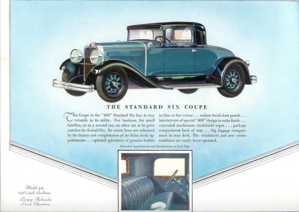1929 Nash Brochure 18 425
