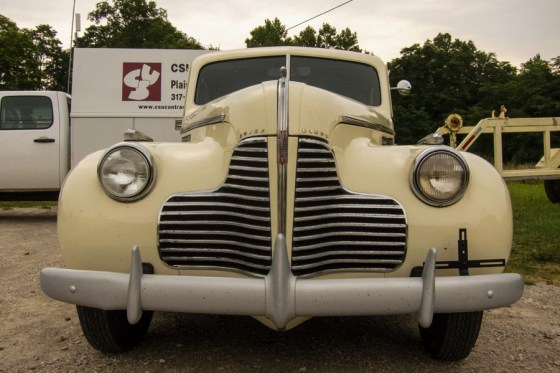 1940 Buick Special b