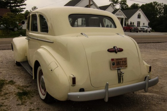 1940 Buick Special g