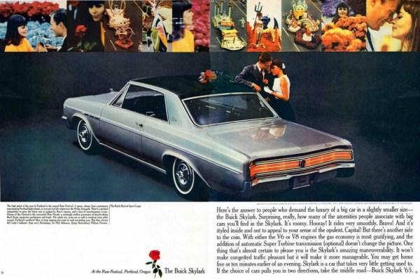 1965 Buick Full Line Prestige-32-33