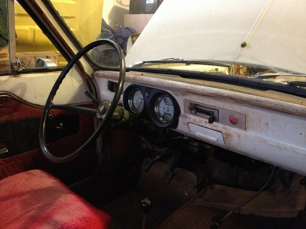 1965 Envoy Epic interior 1