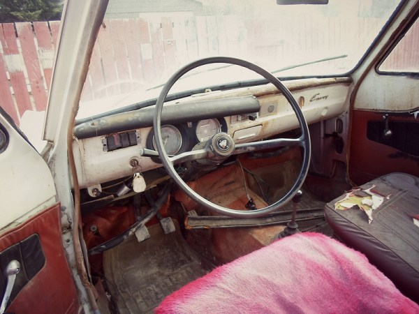 1965 Envoy Epic interior