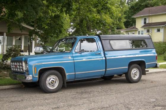 1977 Chevrolet C10 c
