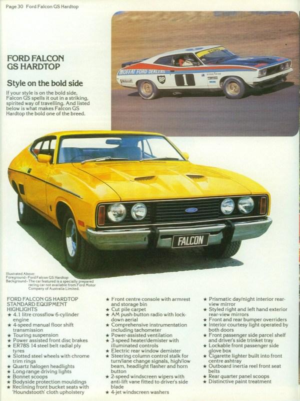 1978 FORD FALCON HARDTOP