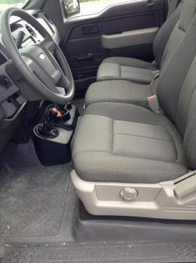 2009 f150 interior