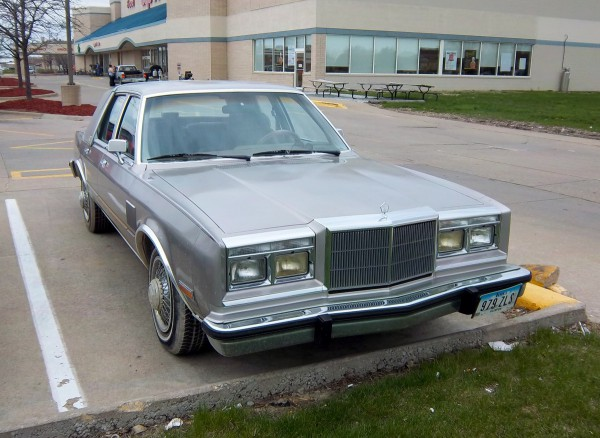 Curbside classic 1988 chrysler fifth avenue the volar for 1990 chrysler new yorker salon