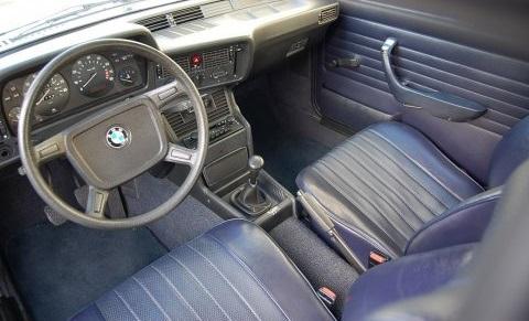 7 1980_BMW_320i_E21_Blue_Plate_California_Survivor_For_Sale_Interior_1
