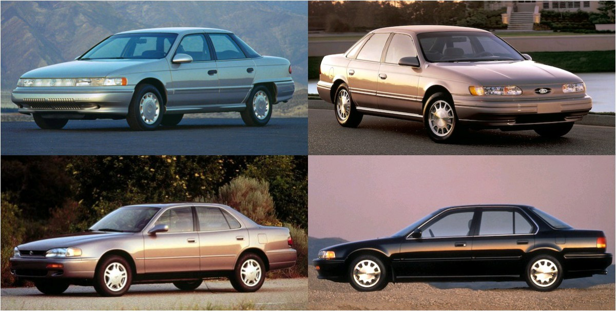 Curbside Classic: 1994 Chrysler LeBaron LE – The K-Car\'s Final Stand