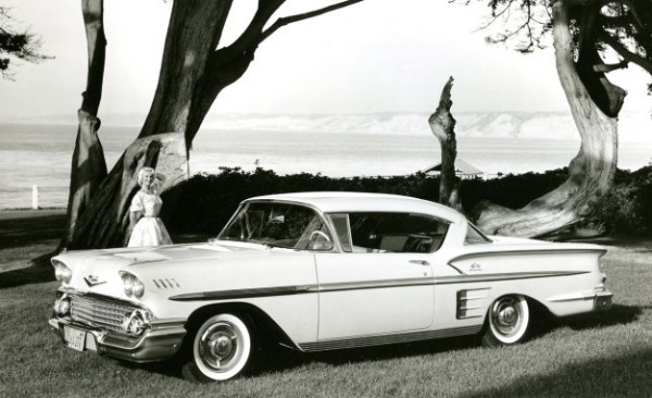 Chevrolet 1958 Impala Sport-Coupe-626x382