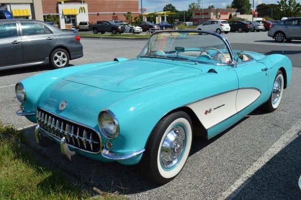 Corvette 1957 FI 3