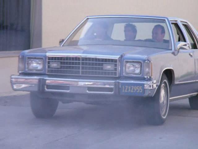 Ford 1980 LTD S