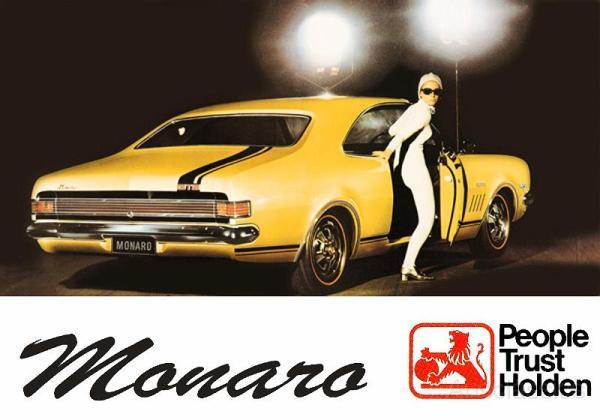 HK Holden Monaro 01