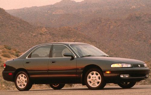 Mazda 1993 626