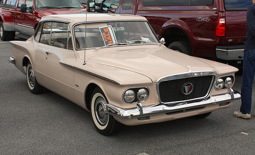 Plymouth Valiant 1962 coupe