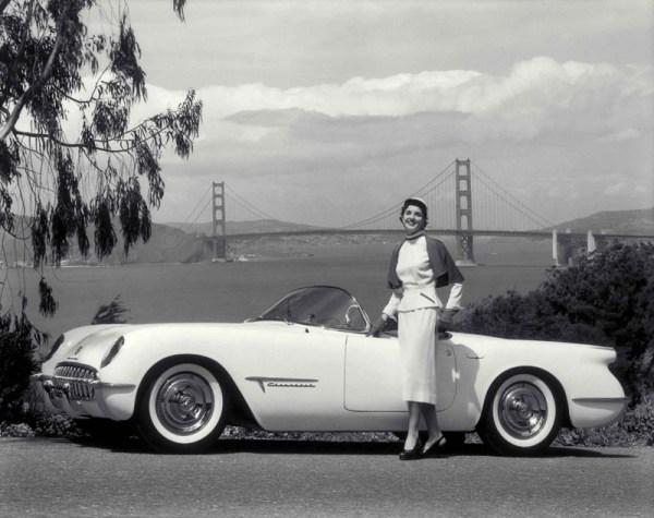 1953 Chevrolet Corvette Dream Car. W53HV_CH004