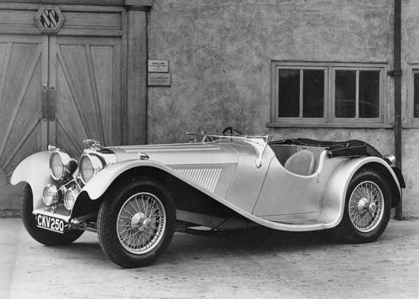 1937 Jaguar_SS100