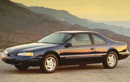 1996 tbird sport option