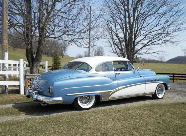 Buick 1951 roadmaster